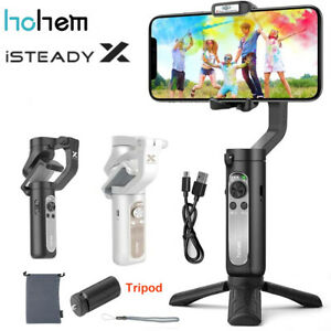 Hohem iSteady X 3-Axis Foldable  Gimbal Stabilizer For Smartphone iPhone Samsung