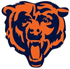 Chicago Bears 2 Pack Die Cut Decal Stickers - You Choose Size - Free Shipping