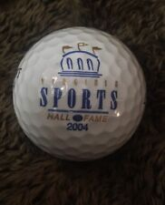 Logo Golf Ball Virginia Sports Hall Of Fame 2004