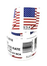 USPS Flag Coil of 100 Postage Forever Stamps, Stamp Design May Vary (SEALED)