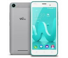 "WIKO JERRY DUAL SIM 5"" QUAD CORE 1.3 8GB RAM 1GB ANDROID 6.0 ITALIA BLEEN/SILVER"