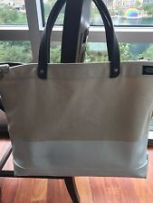 Jack Spade Large Bucket Bag - White - Perfect For Summer! Retail - $228!