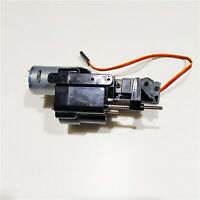 Speed Getriebe Gearbox + Shift Servo Motor Kit für WPL B24 C24 C14 UPGRADED RC