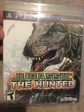Jurassic: The Hunted (Sony PlayStation 3, 2009)