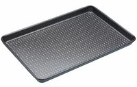 Master Class Crusty Bake Heavy Duty Non Stick Perforated Baking / Cookie Tray