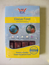 Frozen Fish Food-5 X 100g blister packs-Discus Diet--BCUK