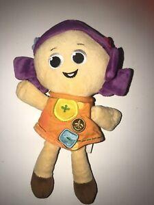 Toy Story Disney Pixar Dolly Plush Doll Rare Soft Toy