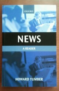 News: A Reader by Oxford University Press (Paperback, 1999)