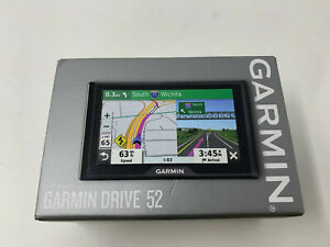 Garmin Drive 52 GPS Navigator 5-inch Display Model: 010-02036-06 NEW in Box A5