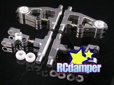 ALUMINUM FRONT & REAR UPPER ARM S TAMIYA 1/10 TT01D TT01R TYPE E TT 01 01D 01R