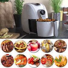 Bergstroemfriggitrice aria calda friggitrice aria forno Fryer 8in1 Grill bianco