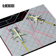 (RARE)1:1000 Wooden Airport/Aircraft Model Parking Apron  (20x25cm)