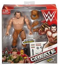 RUSEV- WWE MATTEL - CREATE A WWE SUPERSTAR -  - BRAND NEW