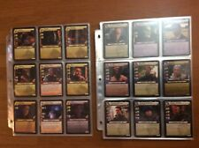 Stargate Trading Card Game (TCG)  - SG1 - Complete 292 Card Set