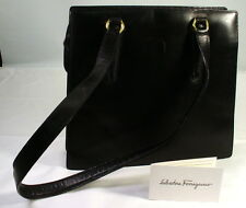 Salvatore Ferragamo Leather Women's Tote Shoulder Bag BX-215629 Italy