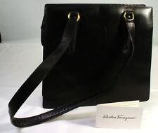 Salvatore Ferragamo Leather Women's Tote Shoulder Bag BX-215629 Italy