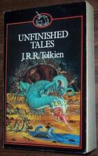 Unfinished Tales SCARCE British UNICORN Edition Tolkien