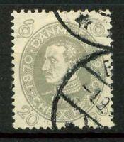 Danemark 1930 SG 260 Oblitéré 80%