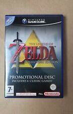 Nintendo GameCube The legend Of ZELDA Collector's Edition Promotional Disc  R913