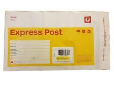 10 x 500g Express post Small Size Satchel Prepaid - New Yellow - Australia Post