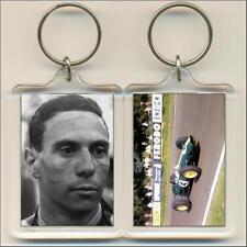 F1 Champions. 1963 Jim Clark. Keyring / Bag Tag.
