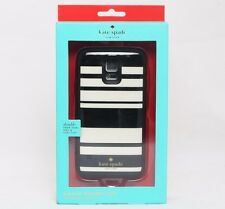 Genuine Kate Spade Backup 2800mAh Battery Case for Samsung Galaxy S5 Stripe New