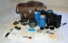 Pentax K Lens Quantaray 80-200mm Minolta 200mm 28mm 50mm Tamron 35-210mm Vivitar