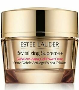 Estee Lauder Revitalizing Supreme + Anti-Aging Cell Power Creme 0.5oz / 15ml NEW