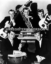 """Johnny and the Hurricanes 10"""" x 8"""" Photograph no 9"""