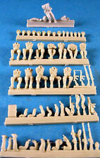 Milicast 1/76 American Army Seated Figures FIG047
