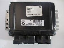 BMW MINI One 1.6 Manual R50 Engine ECU Module Only 2004 W10 - 7527610
