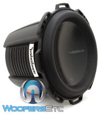 "ROCKFORD FOSGATE T1D410 10"" POWER 1200W SUB 4-OHM DVC SUBWOOFER BASS SPEAKER NEW"