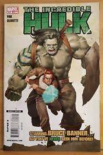 INCREDIBLE HULK #601a (2009 MARVEL Comics) ~ FN/VF Book