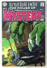 House of Mystery #180 Do You Dare Enter! Dc Comic Book ~ Vg/Fn