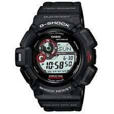 Casio G-9300-1D Men G-Shock Mudman Classic Solar Powered Watch