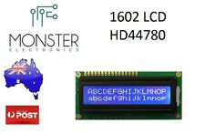 1602 16x2 HD44780 for arduino Character LCD(Blue) for Arduino/RPi AU Stock