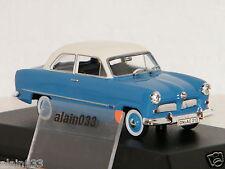 FORD TAUNUS 12M 1954 Blue/White NOREV 1/43 Ref 270534