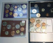 United Kingdom/Britain Proof & Mint Sets /1953 Mint Set,(2) 1967,(1) 1988 Proof!