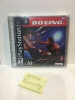 Boxing - Playstation 1 (with top seal sticker)