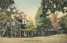 A View Of A Camp Building, Star Lake, Salvation Army Camp, Butler, New Jersey NJ