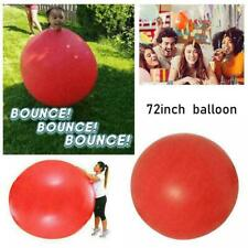 72 Zoll Giant Human Egg Balloon Lustiges Spiel HOT Toys Best SALE O3P3