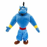 """Disney Authentic Aladdin The Genie Embroidered Plush Toy Doll Large 21"""" H"""
