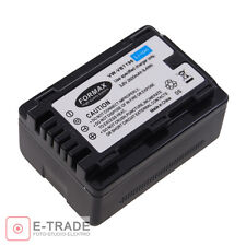 Battery For Panasonic VW-VBT190 HC-V550 V750 V520 V110 VW-BC10
