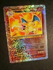 PL Pokemon (Reverse) CHARIZARD Card LEGENDARY COLLECTION Set 3/110 Holo Rare AP