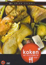 Koken met een sterretje volume 1 (DVD)