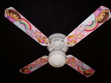 "Dora The Explorer 42"" Hugger Mount Ceiling Fan"