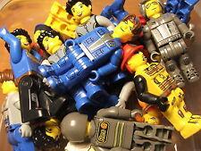 Lego Technic Jack Stone Mini Figure Fig Random Person From Those Pictured