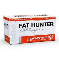 FORMOTIVA FAT HUNTER 60 Caps. Strong Thermogenic Fat Burner Weight Loss Pills