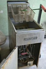 Imperial Commercial Cooking Equipment Ifs-40e Deep Fryer