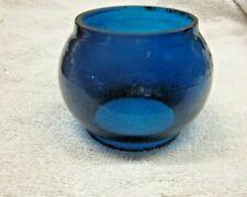Railroad Lantern Globe........BLUE